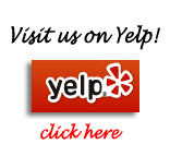 Visit us on Yelp, the online review site